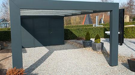 Garage Bouwen Prijzen : Carport bouwen van aluminium of hout scherpe prijzen