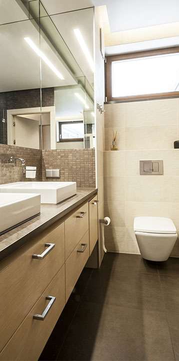 Badkamer verbouwen of renoveren? Hoge kwaliteit, lage kosten!