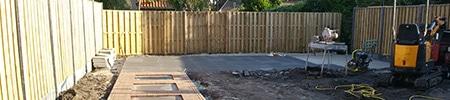 terras aanleggen Soest