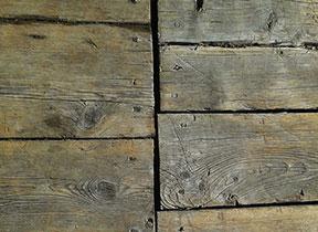 Oude Houten Vloeren : Oude vloer renoveren