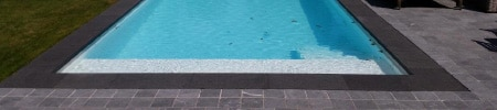 zwembad plaatsen